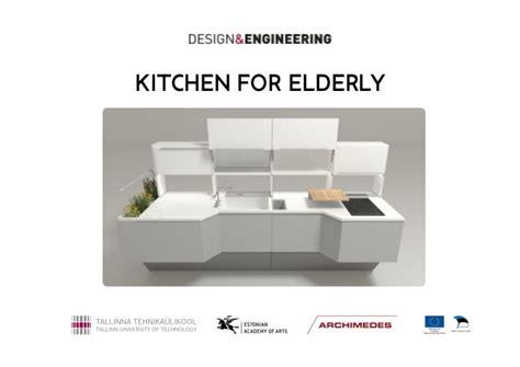 kitchen layout and design ppt design engineering kitchen for elderly presentation