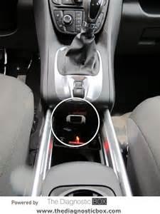 Vauxhall Diagnostics Vauxhall Opel Meriva Obd Port Location Vauxhall