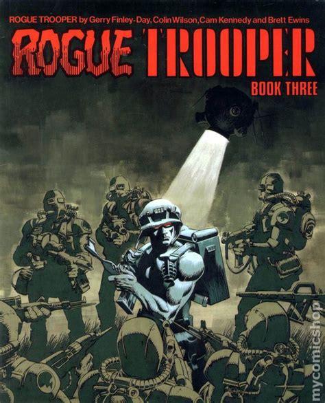 rogue trooper tpb 1984 1988 titan books comic books