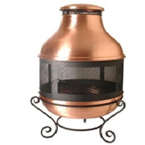 iron chimenea pit discontinued ds 2937b the home depot