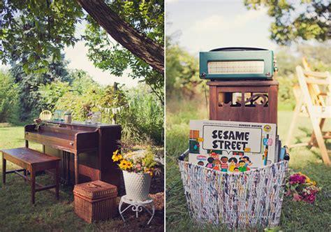 intimate backyard wedding real weddings brooke cake ideas and designs