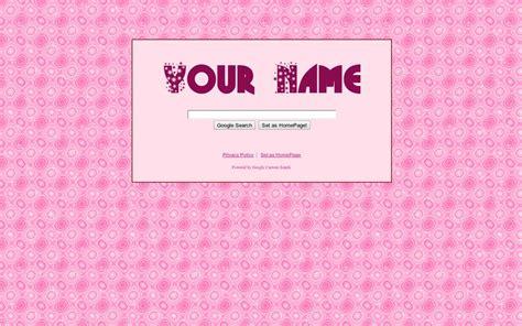 theme google pink pink glitter google theme