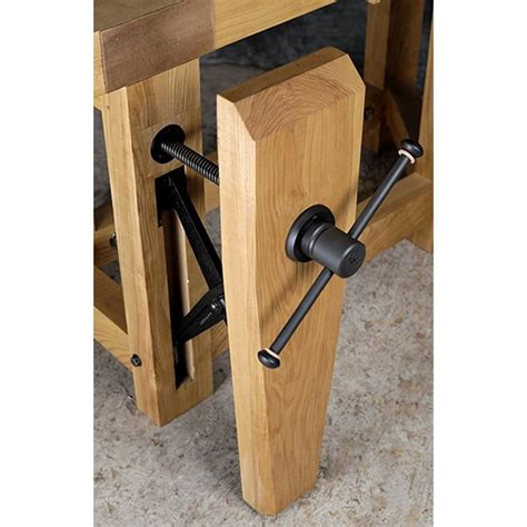 types of woodworking vises benchcrafted classic leg vise