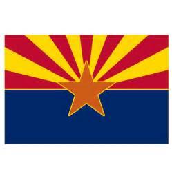 of arizona colors arizona state flag stencil sp stencils