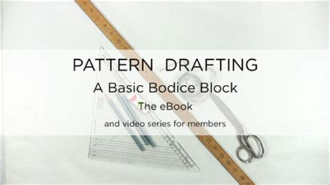 pattern making ebooks angela kane