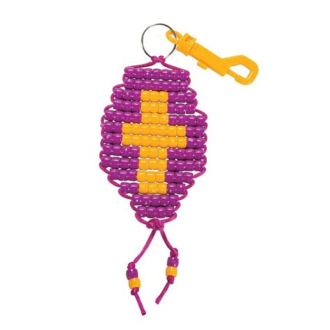 pony bead keychain patterns beaded keychain patterns crafts