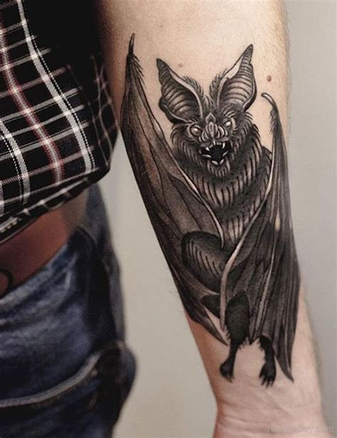 bat tattoo designs bat tattoos designs pictures page 6
