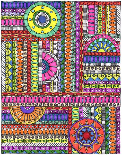 i in color miriam badyrka is the doodler colored doodle and more