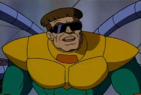 Sleeping Fox Pre Walker by Doctor Octopus The Animated Series Villains