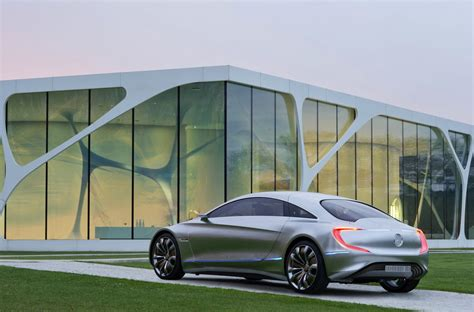 mercedes benz   concept car archocom