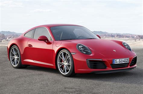 porsche car 2017 13 cool facts about the 2017 porsche 911