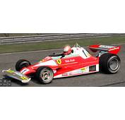Niki Lauda 1 Car Tuning