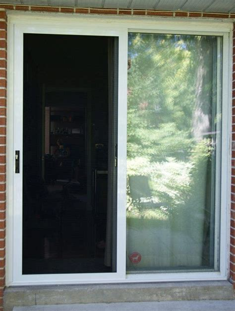 Patio Screen Doors Patio Screen Door 28 Images Exterior White Vinyl Screen Sliding Door With Pet Door Gallery
