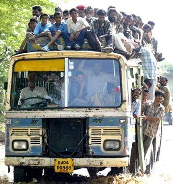 indian buses coup de grace
