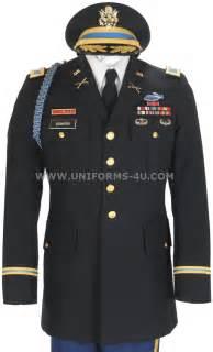 us army officer blue army service asu