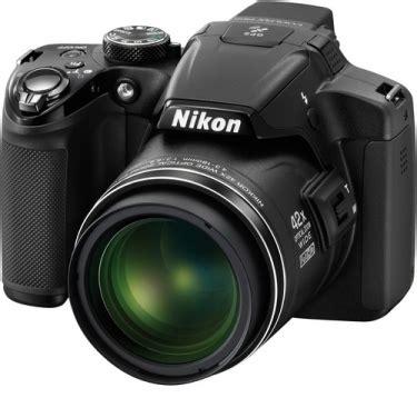 Nikon P510 Coolpix 16 Mega Pixel Digital Camera Black Uk