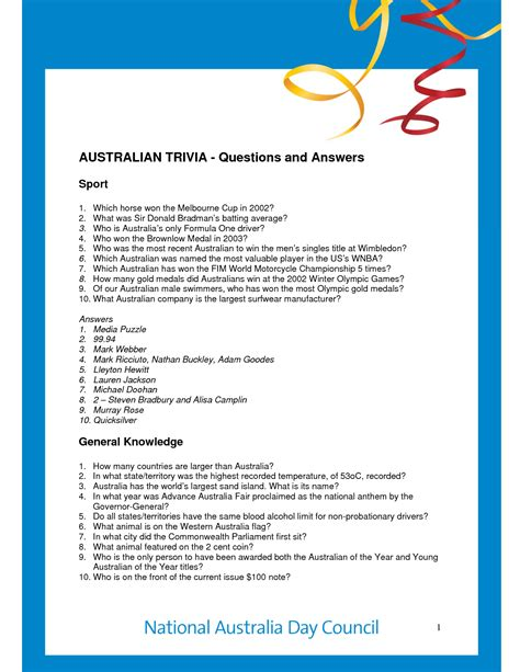 questions quiz easy 7 best images of printable sports trivia with answers