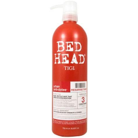 bed head conditioner tigi bed head urban antidotes resurrection conditioner