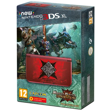 Special Edition Hori Casing New 3ds Xl new nintendo 3ds xl generations edition nintendo official uk store
