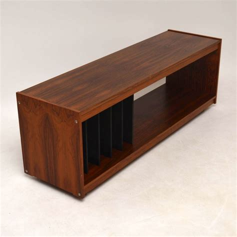 Danish Rosewood Retro Sideboard / Record Cabinet / T.V