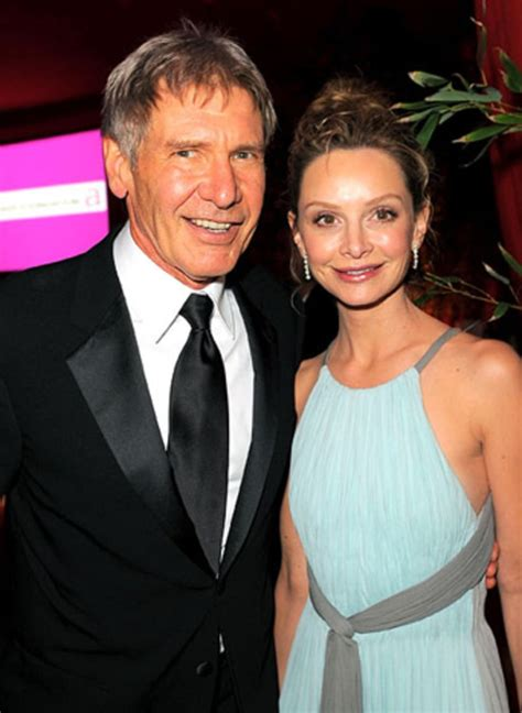 Harrison Ford And Calista Flockhart Are Engaged by Harrison Ford And Calista Flockhart 22 Years
