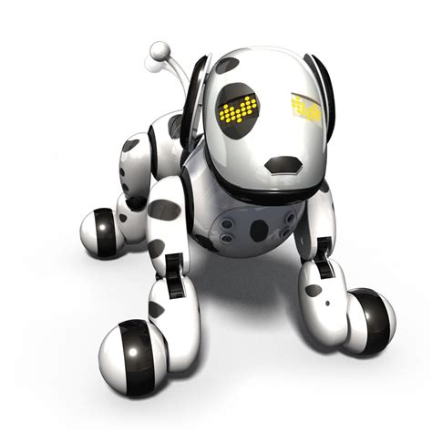 how to a zoomer new zoomer dalmatian robot electronic zoomie wow 2013 spin master ebay