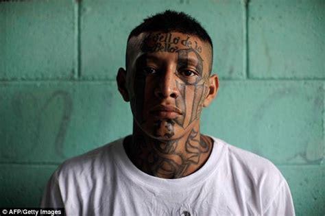 tattooed terror el salvador u0027s barrio 18 meet the terrifying that rivals ms 13