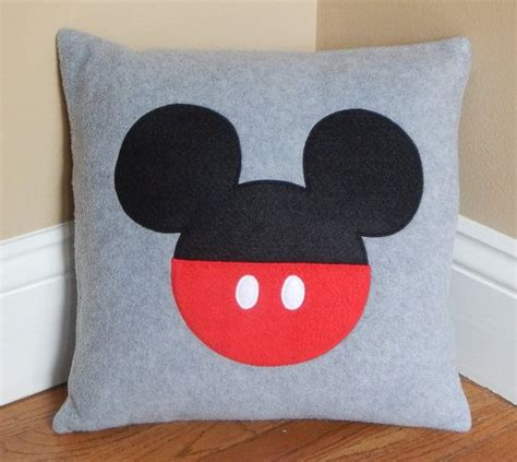 mouse in my room is it safe to sleep mickey mouse pillow by my3sillymonkeys on etsy cojines mickey mouse pillows and