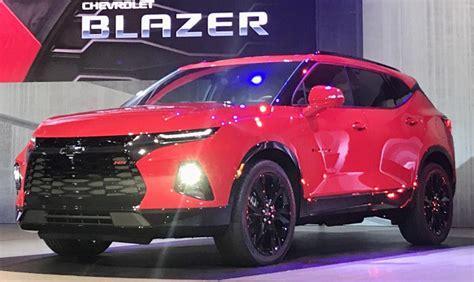 Chevrolet K5 Blazer 2020 by 2020 Chevrolet Blazer Could Get Third Row Best New Suv