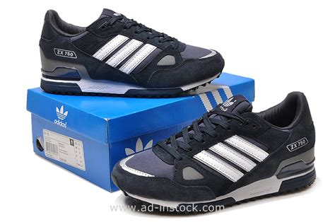 Jual Adidas Original Jakarta mens adidas originals zx 750 running shoes grey blue yellow jual adidas zx 750 zx 750 navy 68 99