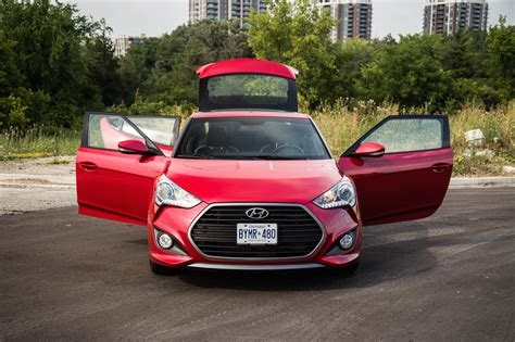 hyundai veloster turbo red review 2016 hyundai veloster turbo canadian auto review