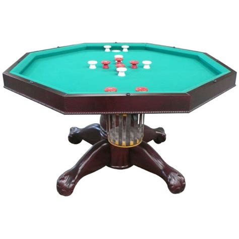 bumper pool table parts berner slate 3 in 1 table octagon 48 quot w bumper pool