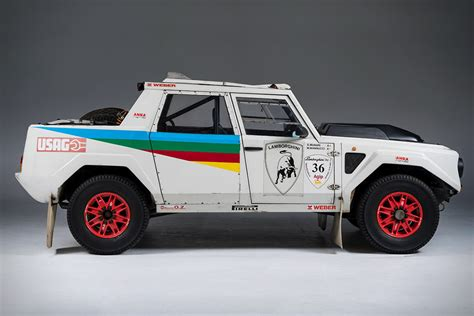 Lamborghini Lm002 Rally Car Hiconsumption