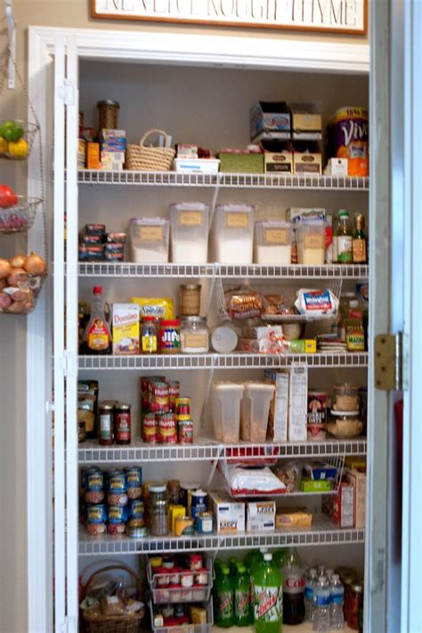 Pantry Organisation Ideas by Pantry Organization Tips Never Enough Thyme Never