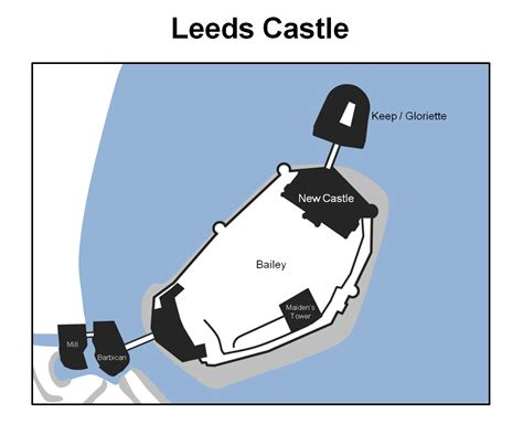 leeds castle floor plan leeds castle kent south east castles forts and battles