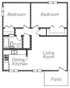 2 bedroom 1 bath house plans 2 bedroom 1 bath floor plans