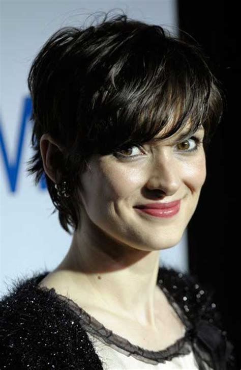 pixie haircuts winona 20 new long pixie cuts short hairstyles 2017 2018