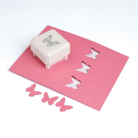 Craft Paper Punches - martha stewart crafts classic butterly punch all