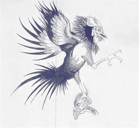 imagenes de gallos faciles para dibujar animales de pelea adolfo carrasco