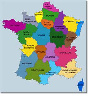 Map Of France Regions by France States Map Related Keywords Amp Suggestions France