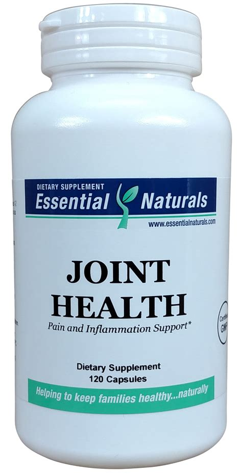 supplement joint health joint health essential naturals