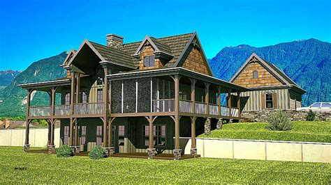 timber frame house plans with walkout basement house plan inspirational timber frame house plans with