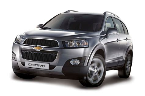 chevrolet launches updated captiva autocar india