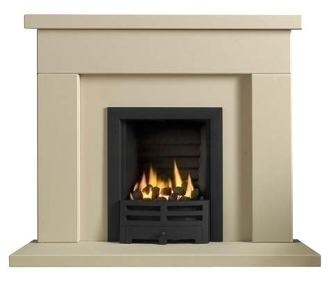 Allwood Fireplaces by Durrington In Chiltern Jurastone Fireplace Suite