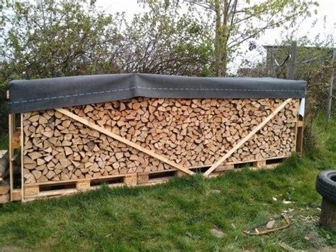 lagerung brennholz die besten 17 ideen zu brennholz lagern auf