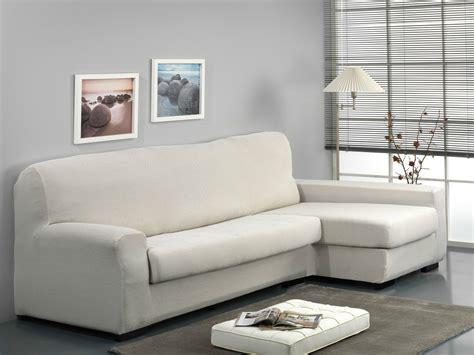 fundas de sofa con cheslong funda de sof 225 chaise longue separado viena casaytextil