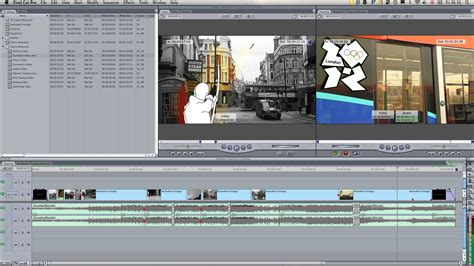 final cut pro visual effects post production and visual effects editing with final cut pro