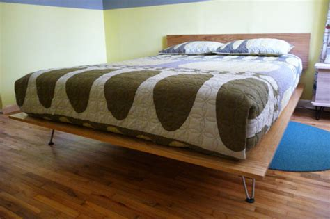 Bed Frame Ideas Diy Easy To Build Diy Platform Bed Designs