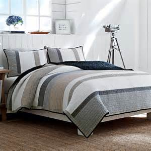 Seersucker Duvet Nautica Tideway Quilt From Beddingstyle Com