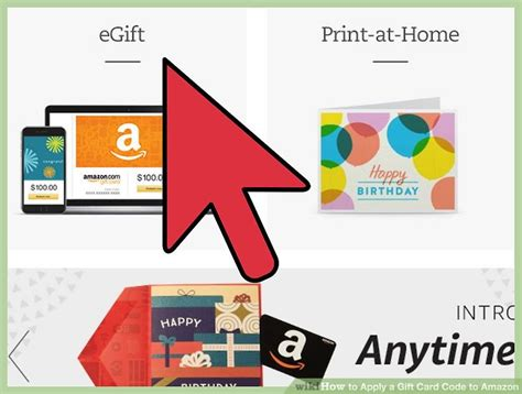 Withdraw Amazon Gift Card Balance - 3 ways to apply a gift card code to amazon wikihow